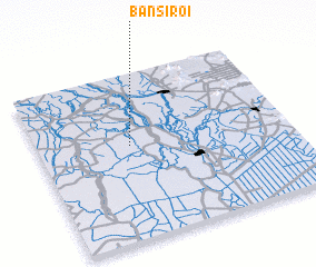 3d view of Ban Si Roi