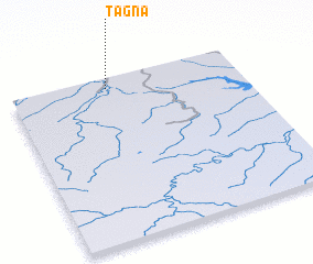 3d view of Tagna
