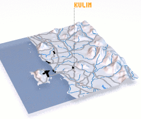 3d view of Kulim