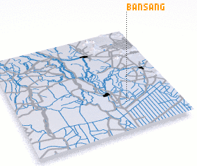 3d view of Ban Sang