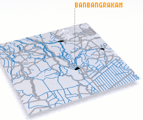 3d view of Ban Bang Rakam