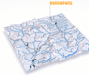 3d view of Ban Na Pang