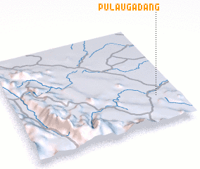 3d view of Pulaugadang