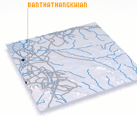 3d view of Ban Tha Thang Kwian