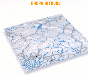 3d view of Ban Pa Kathum (1)