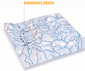 3d view of Ban Khok Lan Koi