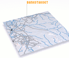 3d view of Ban Ko Ta Koet