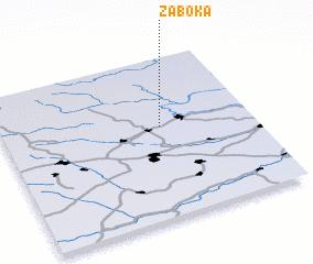 3d view of Zaboka