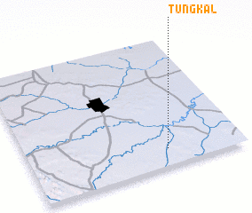 3d view of Tungkal