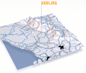 3d view of Kerling