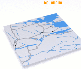 3d view of Dolonovo