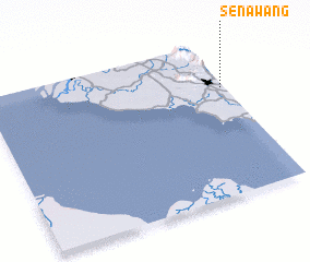 3d view of Senawang