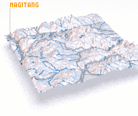 3d view of Magitang
