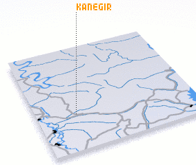 3d view of Kanegir