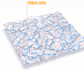 3d view of Thao Lông
