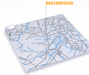 3d view of Ban Samrong (1)