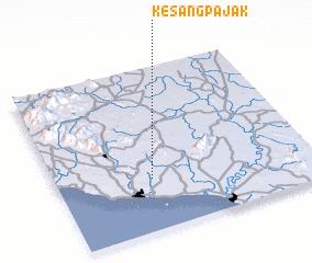 3d view of Kesang Pajak
