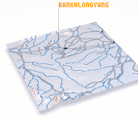 3d view of Ban Khlong Yang