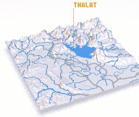 3d view of Thalat