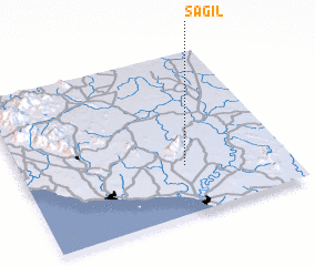 3d view of Sagil
