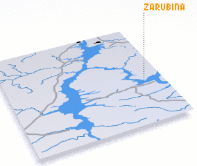 3d view of Zarubina