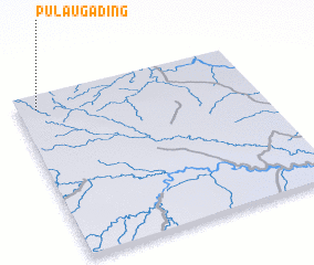 3d view of Pulaugading