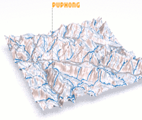 3d view of Pú Phong
