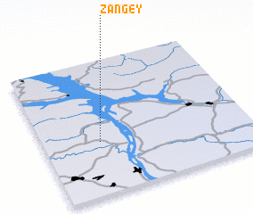 3d view of Zangey