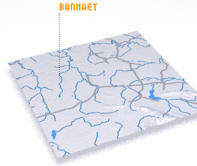 3d view of Ban Maet