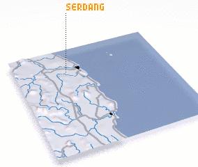 3d view of Serdang