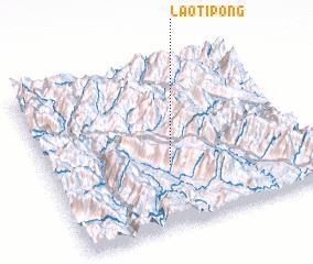 3d view of Lao Tì Pong