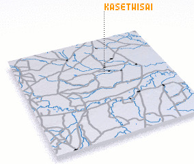 3d view of Kaset Wisai