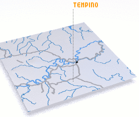 3d view of Tempino