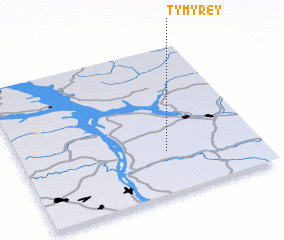 3d view of Tymyrey