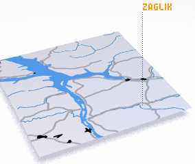 3d view of Zaglik