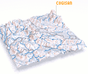 3d view of Co Gi San