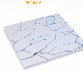 3d view of Yenisey