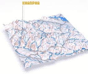 3d view of Khan Pha