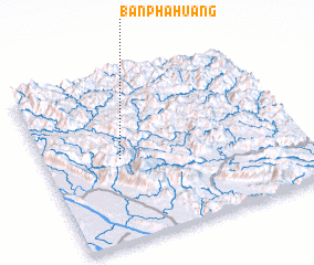 3d view of Ban Phahuang