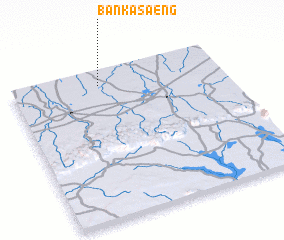 3d view of Ban Kasaeng