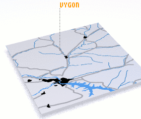 3d view of Vygon