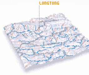 3d view of Long Tong