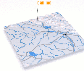 3d view of Ban Xao
