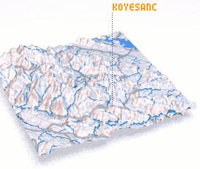 3d view of Ko Yé San (2)
