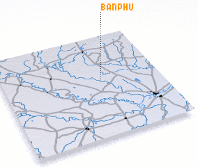 3d view of Ban Phu