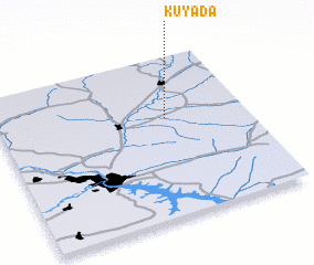 3d view of Kuyada