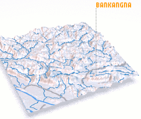 3d view of Ban Kang-Na