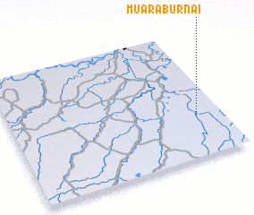 3d view of Muaraburnai