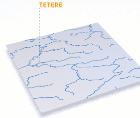3d view of Tetere