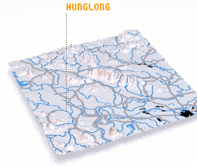 3d view of Hưng Long